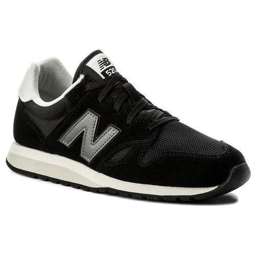 Męskie obuwie sportowe, Sneakersy NEW BALANCE - U520CE Czarny