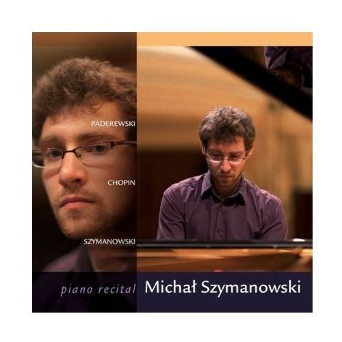 Koncerty muzyki klasycznej, Piano Recital (CD)