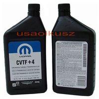Oleje przekładniowe, Oryginalny olej automatycznej bezstopniowej skrzyni MOPAR CVTF+4 Dodge Caliber