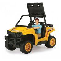 Pozostałe samochody i pojazdy dla dzieci, Dickie Play Life Przygoda Off-road
