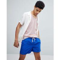 Kąpielówki, Selected Homme Swim Shorts - Blue
