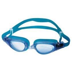 Spokey Bender - okulary pływackie (niebiesko-zielony)