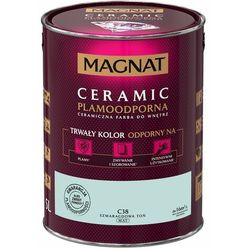 Farba Ceramiczna Magnat Ceramic C38 Szmaragdowy Tytoń 5l
