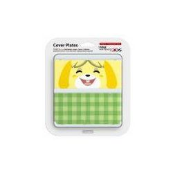 New 3DS Cover Plate 27 Plate Isabelle