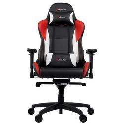 Arozzi fotel Verona PRO V2, czarny/czerwony (VERONA-PRO-V2-RD)