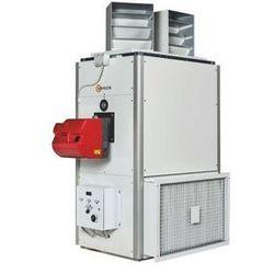 Nagrzewnica olejowa lub gazowa stacjonarna SF 70 - wersja pionowa moc 60 kW