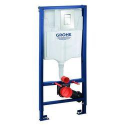 Stelaż podtynkowy WC Grohe Rapid 3 w 1 przycisk biały