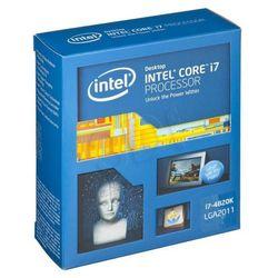 CORE i7-4820K 3,7GHz BOX 10M LGA2011 BX80633I74820K