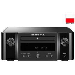 MARANTZ MELODY CZARNY - Amplituner CD | DAB+| Darmowa dostawa | Raty 0% | Najwyższa jakość dźwięku
