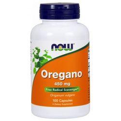 Now Foods Oregano 450mg 100 kaps.