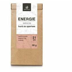 Allnature herbata ziołowa energetyczna 50 g