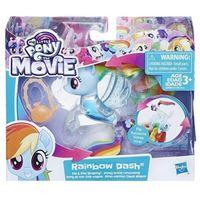 Figurki i postacie, My Little Pony, Podwodne Kucyki, RAINBOW DASH - DARMOWA DOSTAWA OD 199 ZŁ!!!