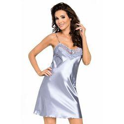 Donna eva srebrna koszula nocna