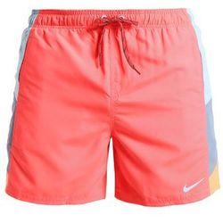 Nike Performance NESS Szorty kąpielowe bright crimson