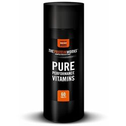 The Protein Works Witaminy Pure Performance 60 tab