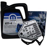 Filtry oleju do skrzyni biegów, Olej MOPAR ATF+4 oraz filtr automatycznej skrzyni 3SPD Chrysler Cirrus Stratus