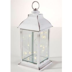 "Lampion LED ""Joy"" bonprix biały antyczny"