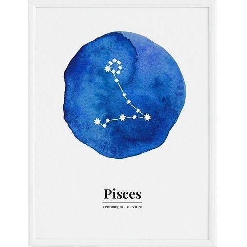 Plakaty, Plakat Pisces 30 x 40 cm