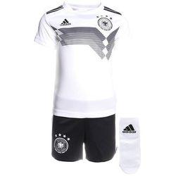 adidas Performance DFB BABYKIT SET Krótkie spodenki sportowe white/black