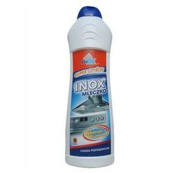 Dr OK Mleczko do czyszczenia i polerowania powierzchni ze stali nierdzewnej INOX Darmowy odbiór w 19 miastach!