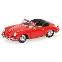 Osobowe dla dzieci, Model MINICHAMPS Porsche 356 B Cabriolet 1960