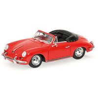 Osobowe dla dzieci, Porsche 356 B Cabriolet 1960 (red)