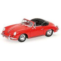 Model MINICHAMPS Porsche 356 B Cabriolet 1960