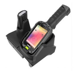 Zebra charging/transmitter cradle, USB for TC8000, CRD-TC8X-2SUCHG-01