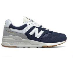 New Balance Sneakersy GR997HHE Granatowy