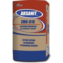 Zaprawa murarska ARSANIT ZMK-018 grafitowa