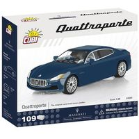 Klocki dla dzieci, Cobi Klocki Klocki Maserati Quattroporte