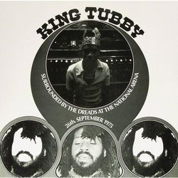 Surrounded By The Dreads At The National Arena 26th September 1975 - King Tubby (Płyta CD)