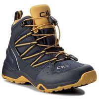 Kozaki dziecięce, Trekkingi CMP - Kids Sirius Mid Hiking Shoes 3Q48364K Antracite U423