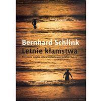 Nowele i opowiadania, Letnie kłamstwa (opr. broszurowa)