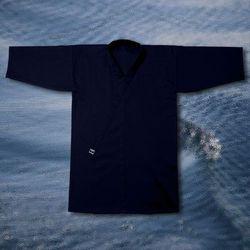 kimono do iaido TONBO - PREMIUM, granatowe (bawełna)