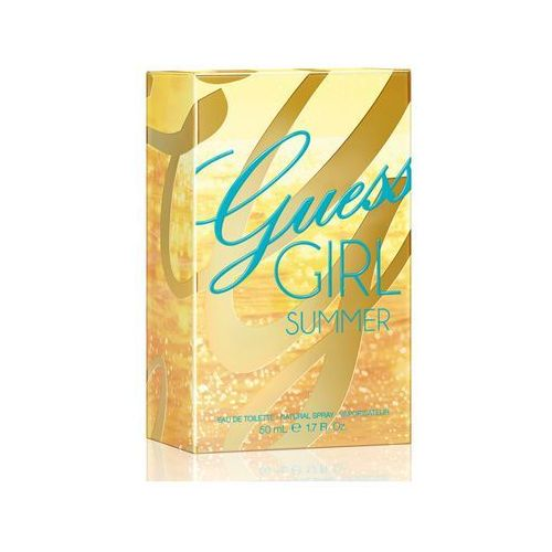 Wody toaletowe damskie, GUESS Girl - woda toaletowa 50 ml
