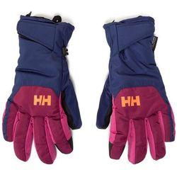 Rękawice narciarskie HELLY HANSEN - Jr Swift Ht Glove 67352-657 Purple Potion