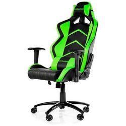 AKRACING Player Gaming Chair - czarny/zielony