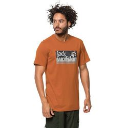 T-shirt męski LOGO T M desert orange - XL