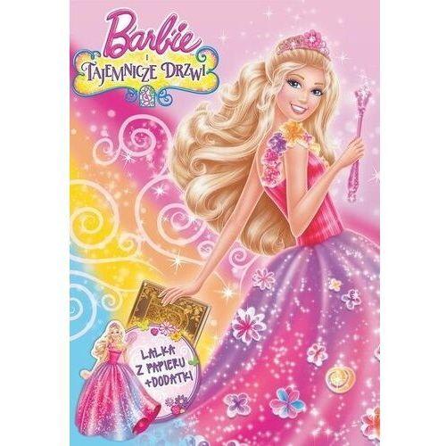 Książki dla dzieci, Barbie i tajemnicze drzwi
