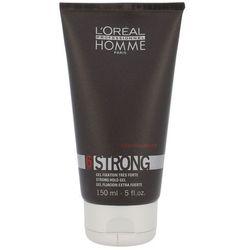 Loreal Homme Strong - żel bardzo mocno utrwalający 150ml