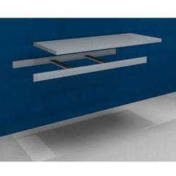 Dodatkowa półka w komplecie z trawersami i półką stalową,szer. 1500 mm