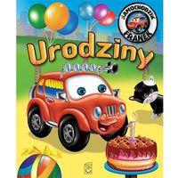 Książki dla dzieci, Urodziny Samochodzik Franek (opr. miękka)