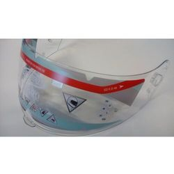 OZONE SZYBA PINLOCK READY DO KASKU FP-01 CLEAR