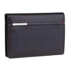 SAMSONITE portfel męski skóra naturalna kolekcja 13A 467 Perforated Plus z RFID