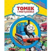 Książki dla dzieci, Tomek i przyjaciele. Pierwsza znajdywanka (opr. kartonowa)