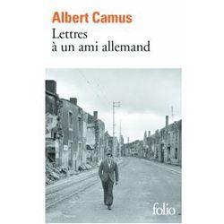 Lettres a un ami allemand - Wysyłka od 5,99 - kupuj w sprawdzonych księgarniach !!! (opr. miękka)