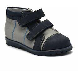 Dziecięce buty profilaktyczne Kornecki OR 105 Szare