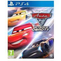 Gry na PS4, Auta 3 Wysokie obroty (PS4)