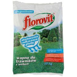 Florovit wapno do trawników z mchem 10kg